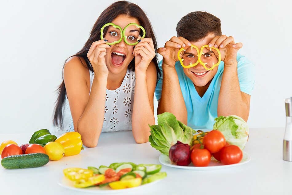 A diet for healthy eyes