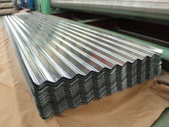 corrugated iron mill